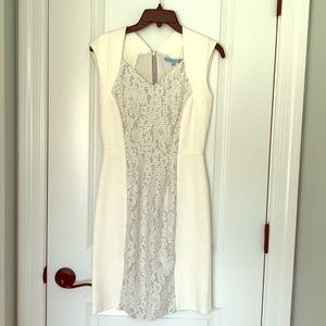 Antonio Melani off-White dress